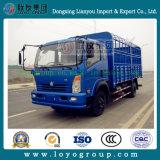 중국 트럭 가격 중국 공급자 4X2 Sinotruk Cdw 화물 트럭