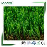 Gazon en plastique d'article truqué de pelouse utilisé dans le jardin et le stationnement