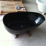 Gute Qualitätsstein freistehende BADEKURORT Marmor-Dusche-Badewanne für Badezimmer