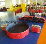Belüftung-Schwimmen-Hündchen-Pool