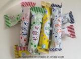 El cartón automático de la bandeja de las galletas de las galletas Kd-350 empaqueta la empaquetadora de la almohadilla