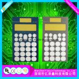 Descuento Botón Flat Panel de interruptores de membrana personalizado