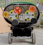 Poetsmiddel van de Molen van de Malende Machine van de Vloer van Tlanx het Concrete Oppoetsende met de Motor van Siemens