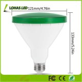 10W (70-100W equivalente) Non-Dimmable E26 Par38 Lâmpada LED para fins decorativos