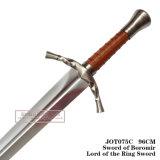 Espada de Boromirlord da espada 96cm do filme da espada do anel