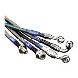 Flexible device Plumbing Steel Wire PTFE Racing Because Car Smooth Boron Teflon Hose Brake Line Hose