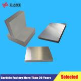 Hartmetall-Arbeit löscht Platten