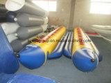 Boot van de Banaan van pvc van Korea van Liya de Opblaasbare voor Verkoop