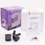 Máquina de coser Fhsm Fanghua-202 Mini máquina de coser eléctrica del hogar