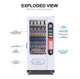 Grau alimentício bebidas frias e máquina de venda automática de snacks LV-205f-A