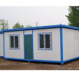Prefab Steel Structure Fireproof Fast Installing Prefabricated House