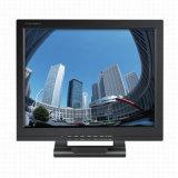 Monitor Industrial de 15 polegadas com ecrã LCD nítido