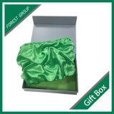 泡の挿入が付いているボール紙のギフトの紙箱をカスタム設計しなさい