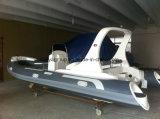 Liya 620 Buitenboord Opblaasbare Stijve Boten van de Motor