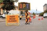 Optraffic Ce en dynamique de route standard programmable australien panneau à message variable Conseils vms