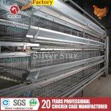 Фабрика оборудования птицефермы! ! ! Наслоите клетку цыпленка/клетку птицы/клетку триперсток для сбывания