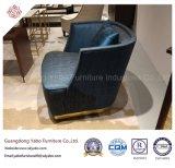 Mobília creativa do restaurante do hotel com a poltrona giratória da tela (YB-0220)