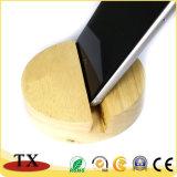 Madera de alta calidad soporte para teléfono móvil