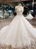 Vestido de casamento barato por atacado da noite do partido do vestido de esfera de Beaiding