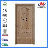 Intérieur en bois sculpté Double interne portes (JHK-M08CS)