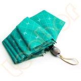 自己のフォールドの最もよい女性雨買物の防風の傘