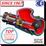 Горизонтальные и вертикальные титана химического Axial Flow насос и колено рабочее колесо насоса