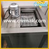Buen precio en acero inoxidable Lolly paleta de hielo de la máquina La máquina utilizada con fines comerciales.