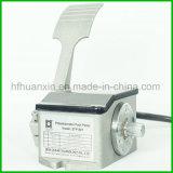 Het Apparaat van het Signaal van de Snelheid van het Pedaal van de Voet van het Gaspedaal van de potentiometer met Apparaat van de Controle van de Snelheid van het Pedaal van Gaspedaal efp-001 EV van de Schakelaar van 4Pin het Model voor de Elektrische Fiets van de Riksja