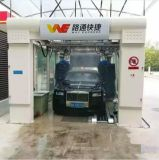 Automatic Tunnel Because Washing Machine System Equipment Steam Machine for Cleaning Manufactures Factory Fast Washing with 7 Brushes