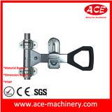CNC que estampa el rectángulo de la electrónica de la fabricación de metal de hoja