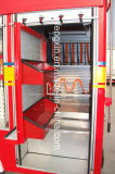 Parte interna specializzata del camion di lotta antincendio della strumentazione/di veicolo