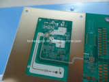 PWB del RF tarjeta de circuitos de 4 capas en RO4350b y RO4450b