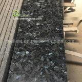 Красивые G979 Синий Перл гранитные плитки для монтажа на стену напольное покрытие оболочка войти асфальтирование