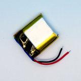Piccola batteria piana 3.7V 300mAh del polimero dello ione del Li
