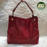 Heißer Verkaufs-Schlangepatten-Entwerfer-Handtaschen-Dame-Schulter-Beutel Sh368