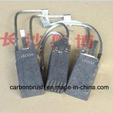 Escova de carbono elétrica de fornecimento LFC554 do gerador de turbina