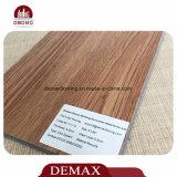 Pavimentazione di legno omogenea del vinile del PVC di struttura
