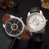 H377 мужчин бизнес Wristwatch высокое качество водонепроницаемые кварцевые часы для мужчин