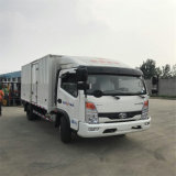 Van de poca potencia Truck/carro del rectángulo/carro del cargo