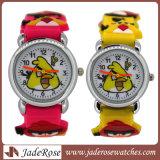 Klok Gift&#160 van de Sporten van de Student van de Horloges van de Kwart gallons van het Silicone van de Jonge geitjes van de Jongens van de Meisjes van de Manier van het Polshorloge van het Horloge van Children van het beeldverhaal de Leuke;