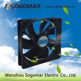 Venta caliente Ventilador Axial de CC 120x120x25mm 12V 24V 2400rpm