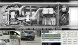 Checkpoint sob Inspeção de Segurança do Veículo Scanners e câmara SA3300(COFRE HI-TEC)