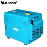 Модель 5 квт дизельный генератор DG6500SE)