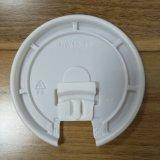Tapa plástica de la alta calidad al por mayor con la tabulación del rasgón del bloqueo para las tazas de café de papel