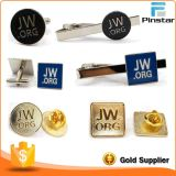 Jw。 Orgの昇進の金属のギフトの折りえりPin