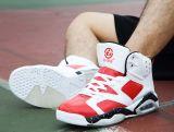 Pattini di pallacanestro attenuanti antiscorrimento dell'alto caricamento del sistema