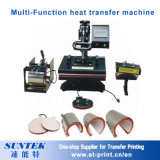 Sublimation 2D Multi Function 8 in 1 Heat transfer Printing Machine