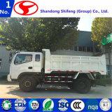5-8 tonnellate 90 dell'HP Fengchi2000 del Lcv del camion di indicatore luminoso dello scaricatore/ribaltatore/media/annuncio pubblicitario/autocarro con cassone ribaltabile