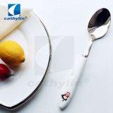 Ceramisch Handvat van uitstekende kwaliteit 18/0 van Producten de Reeksen van de Salade van het Roestvrij staal
