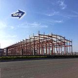 Edificio ligero de la estructura de acero para el taller y el almacén con ISO9001